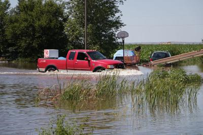 Dawson County tax levy to go up a half cent to account for flood damage