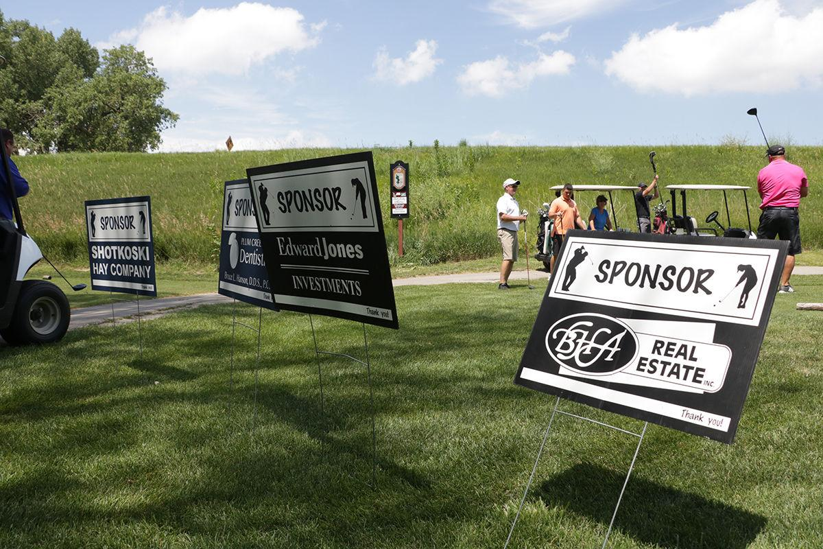 Chamber golf tournament succeeds despite flooding and delay