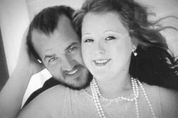 Heather Marie Shriver and Brian James Piel