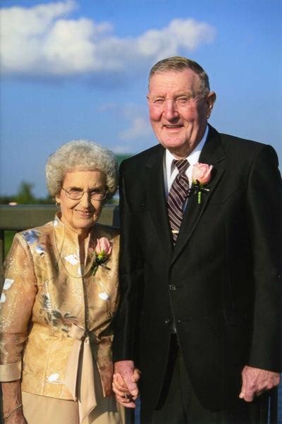 Ed and Isobel Gruntorad