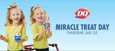 Lexington Dairy Queen store donating to Children's Hospital and Medical Center