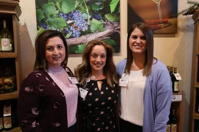 Women gather to welcome LRHC's three newest nurse practitioners
