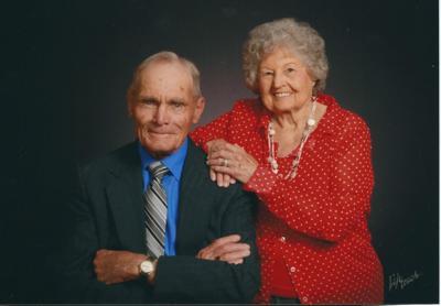 Lauers celebrating 65th wedding anniversary