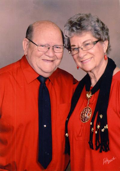 Gene and Bonnie Holbrook to celebrate 60th wedding anniversary