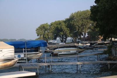 Kirby Point - Johnson Lake drowning