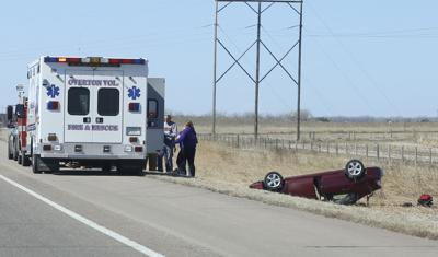 Rollover accident on I-80 near Overton | News | lexch com