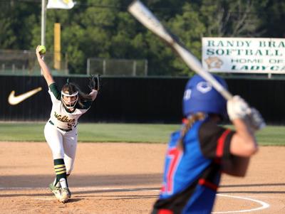 West Ouachita vs Walker softball playoffs