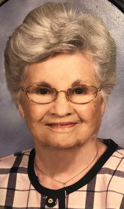 "Velma Lucille ""Cille"" Brown Baker Henderson"