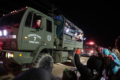 Town of Albany's annual Christmas parade cancelled, organizers
