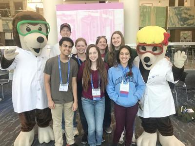 Walker senior attends American Chemical Society national meeting in New Orleans