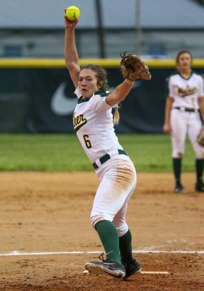 Walker softball vs. Sumner: Haleigh Pourciau