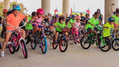 15th Annual Free Kids Bike Race
