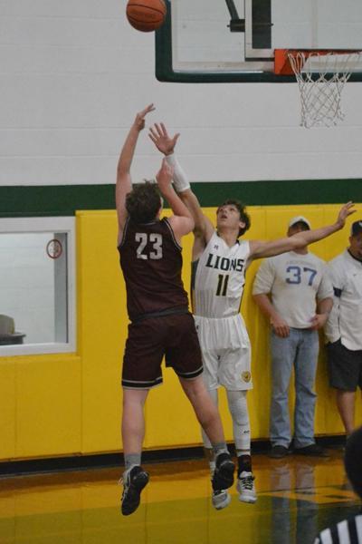 FSHS-STA boys basketball Will McMorris