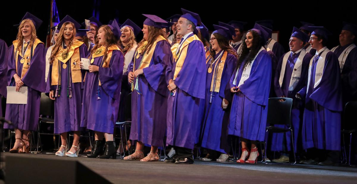 Holden High Class of 2019 Graduation