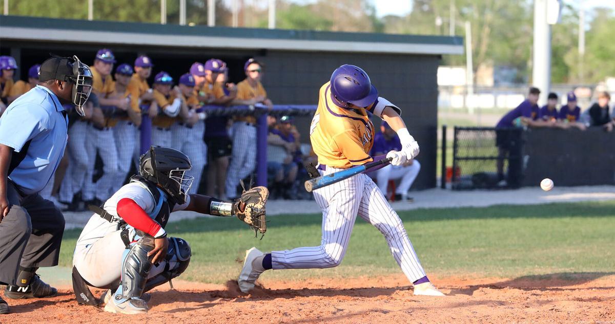 Zachary vs DSHS baseball