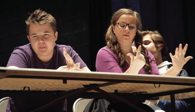 Live Oak High presents 'Nooses Off'