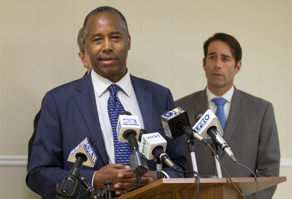 Press Conference Ben Carson