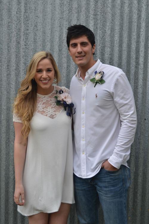 Bridal shower: Amy Sanders