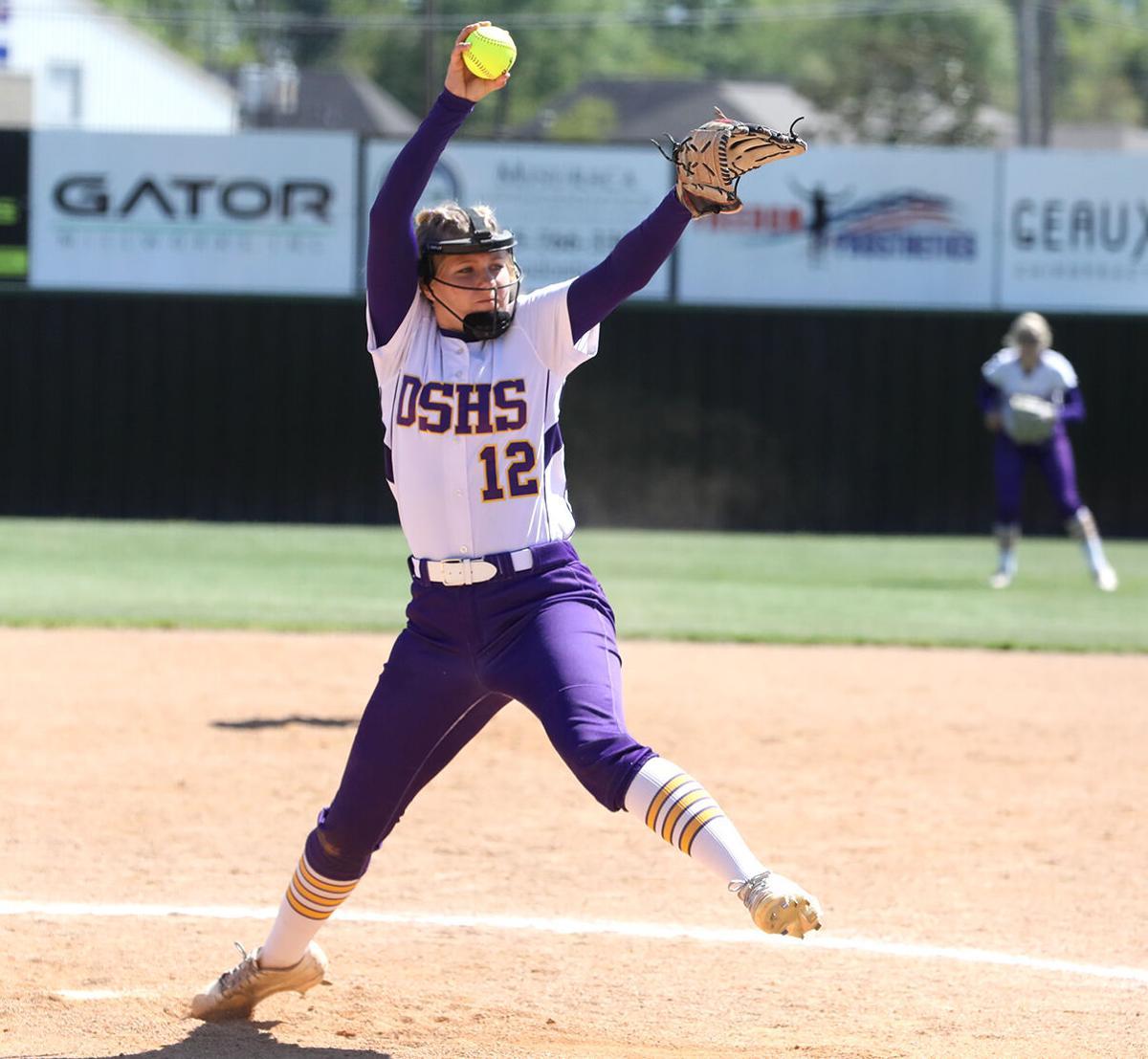 DSHS vs Walker softball