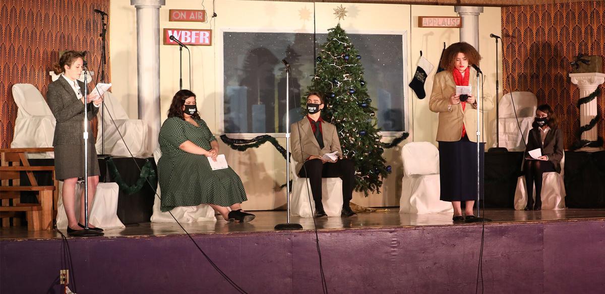 Denham Springs High theatre to perform 'It's a Wonderful Life