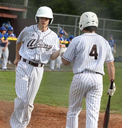 Sumner vs Albany baseball