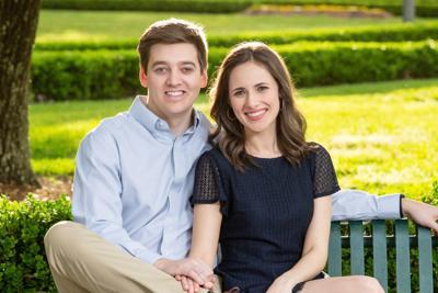 Rachel Marie Crowder & Alexander Griffin Hosse