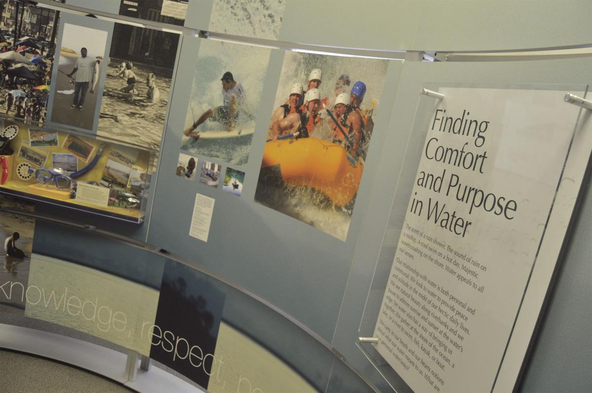 Smithsonian's Water/Ways Exhibit