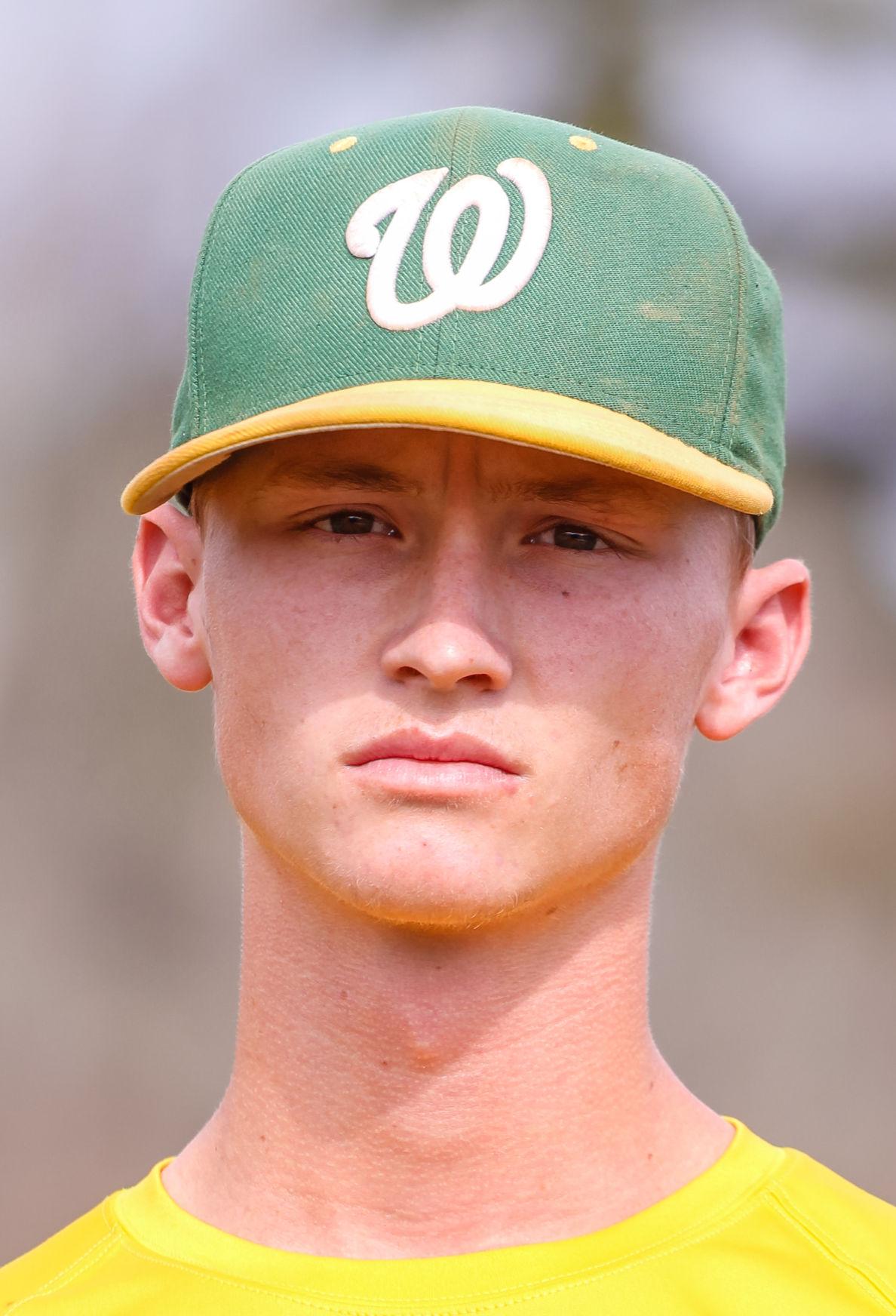 Walker baseball head shot Chase Jeansonne (2018)