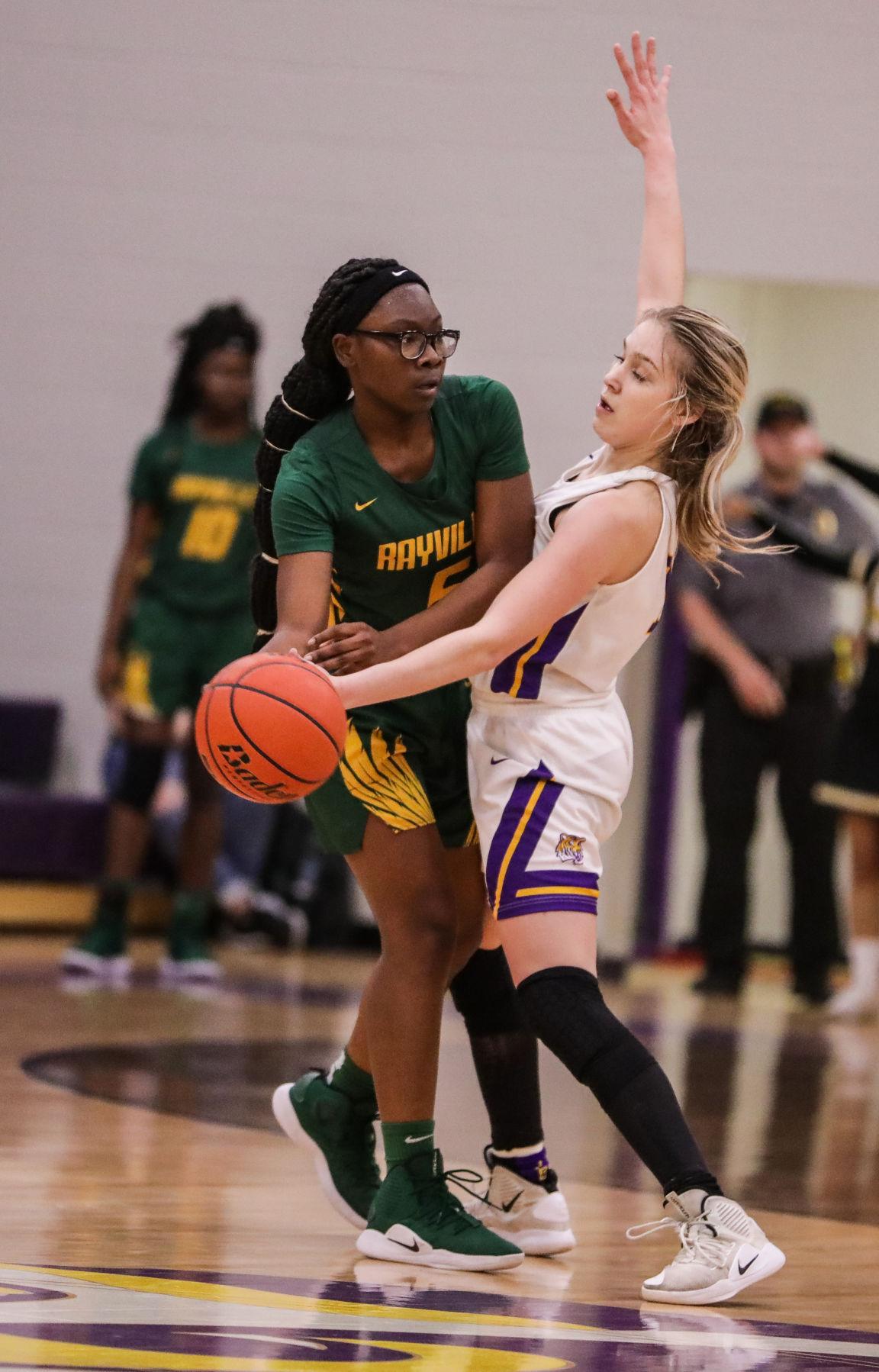 Rayville at Doyle girls basketball Presleigh Scott