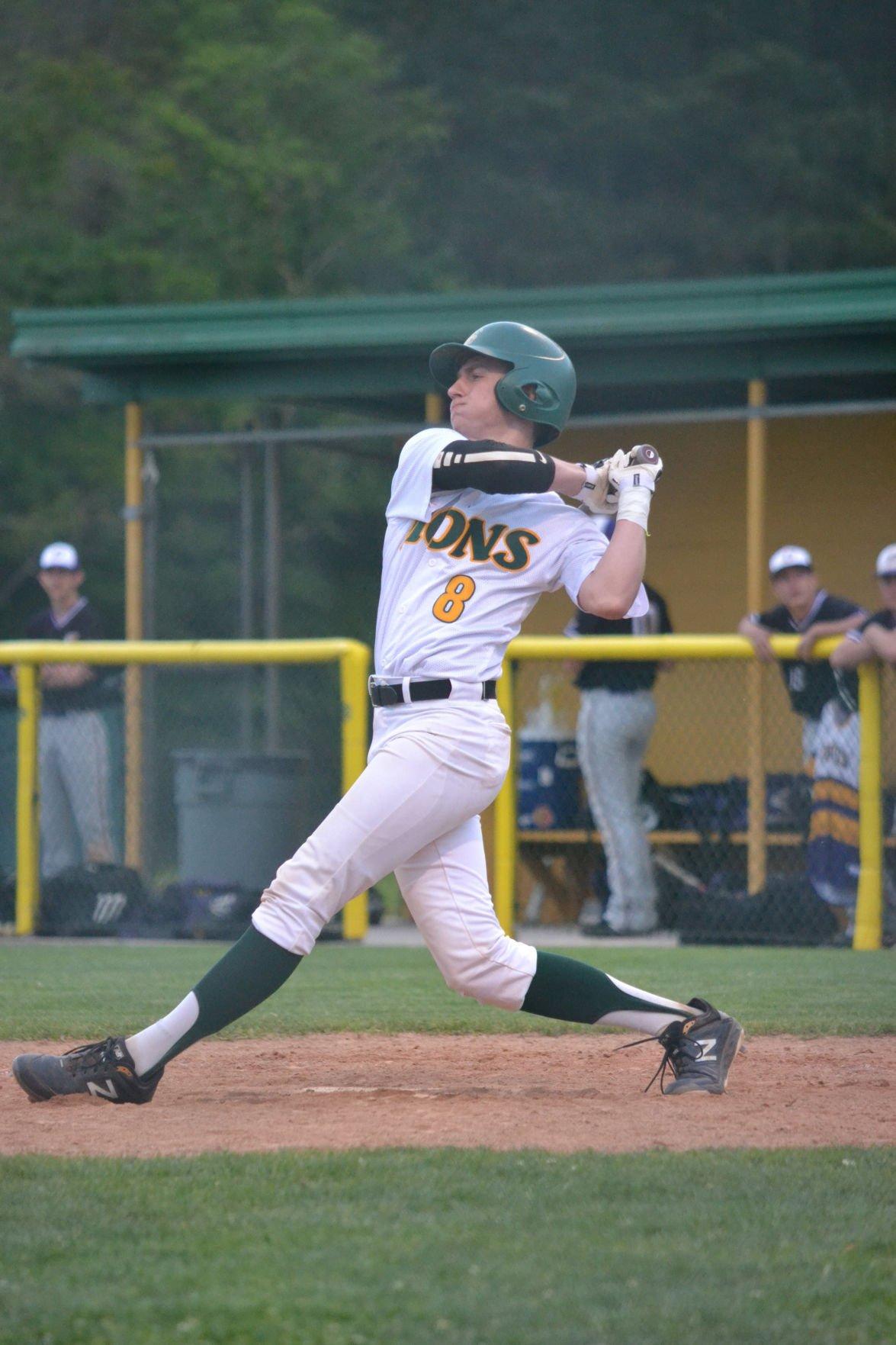 FSHS-Doyle baseball Roman Hodges