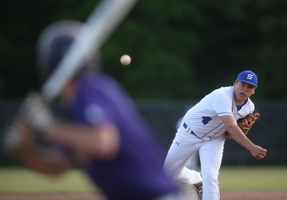 Springfield vs Doyle Baseball
