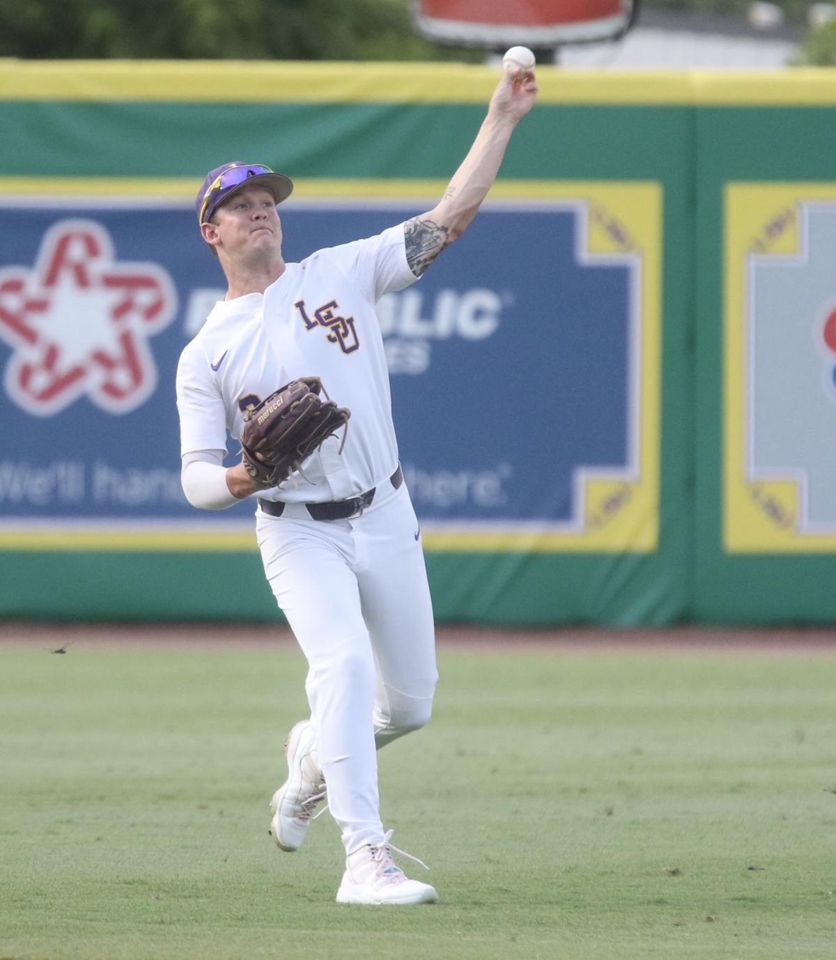 LSU baseball in NCAA Regional: Daniel Cabrera