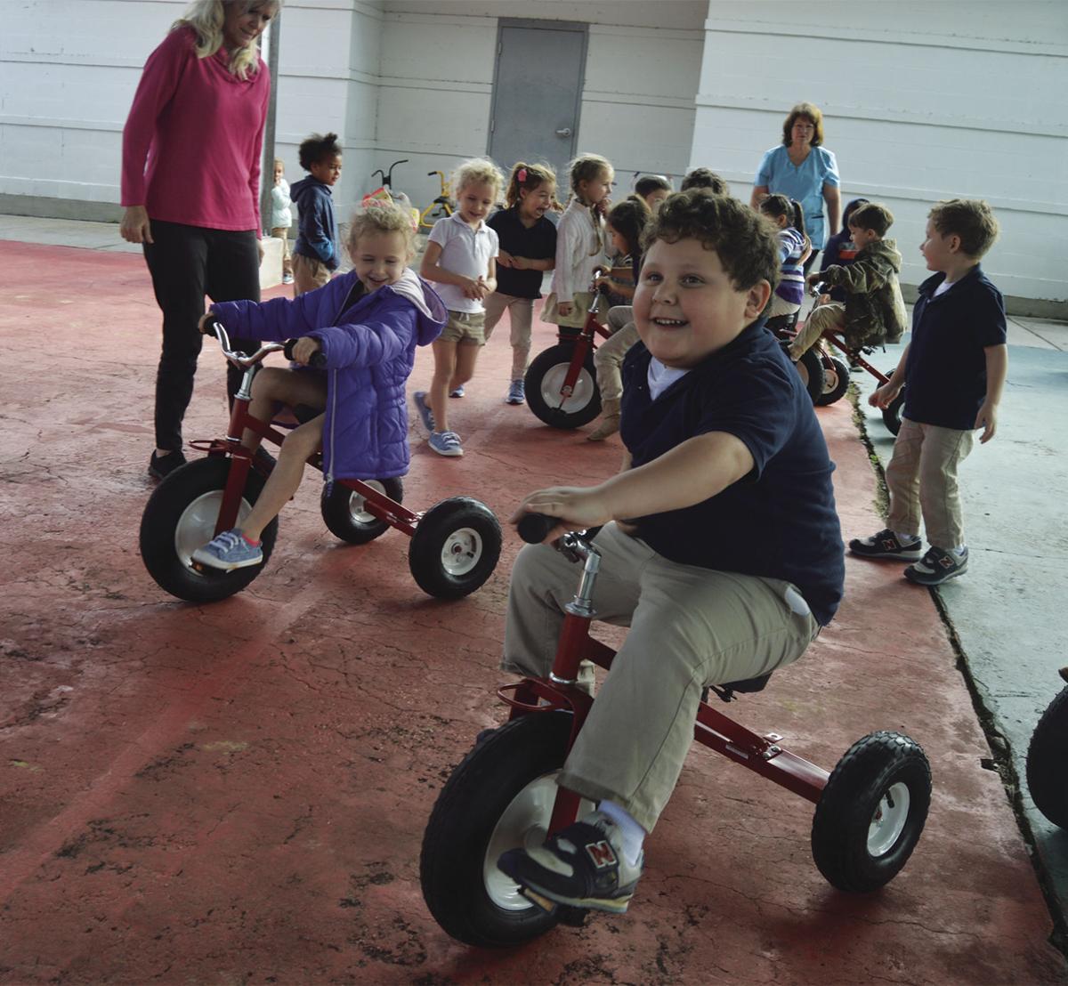 Maurepas Tricycles