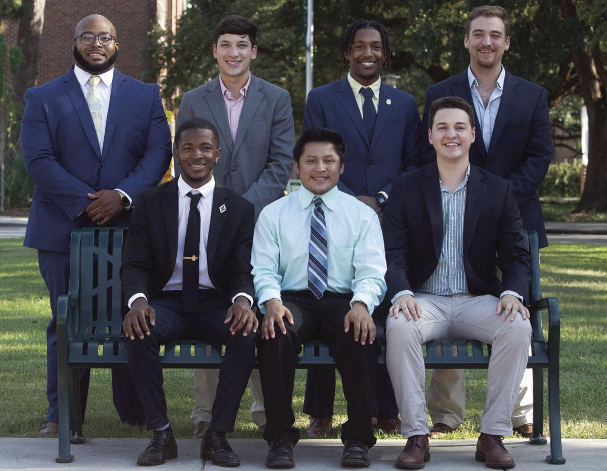 SLU 2019 Homecoming Court