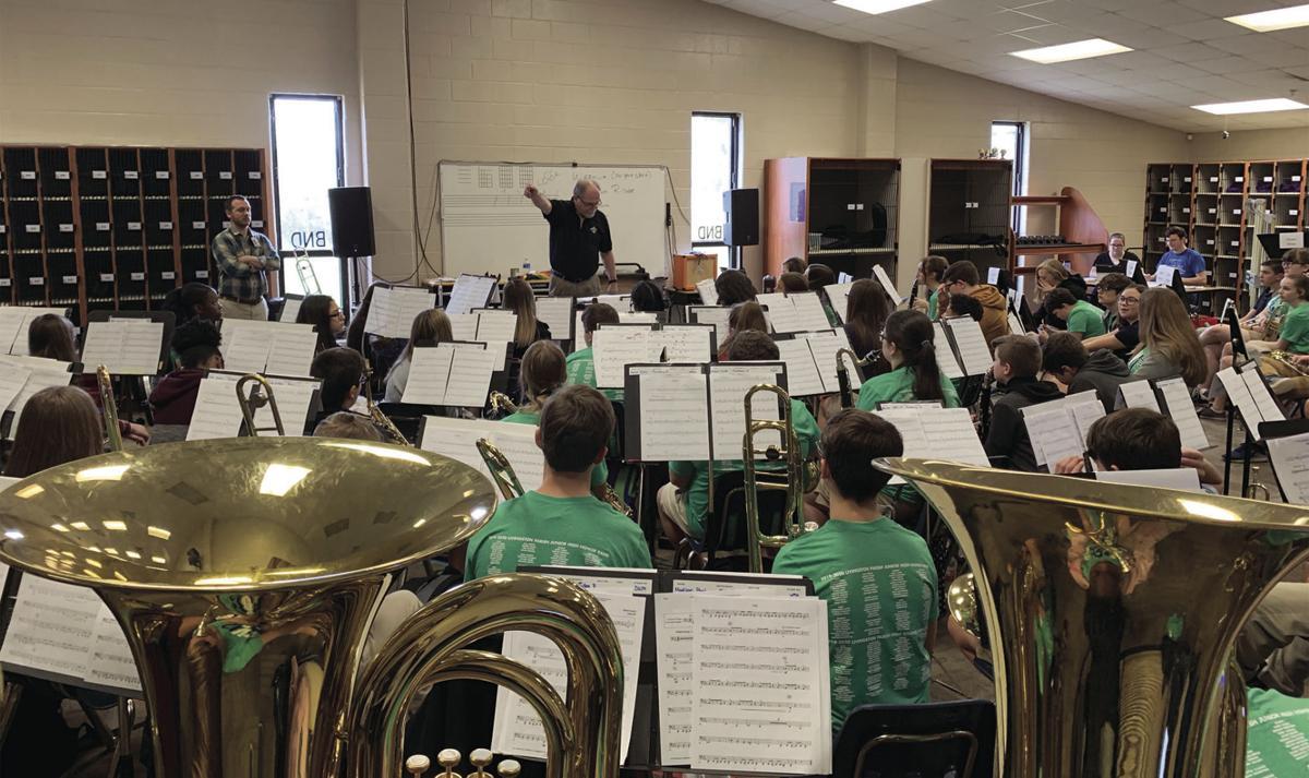 Livingston Parish 2019-20 Honor Band