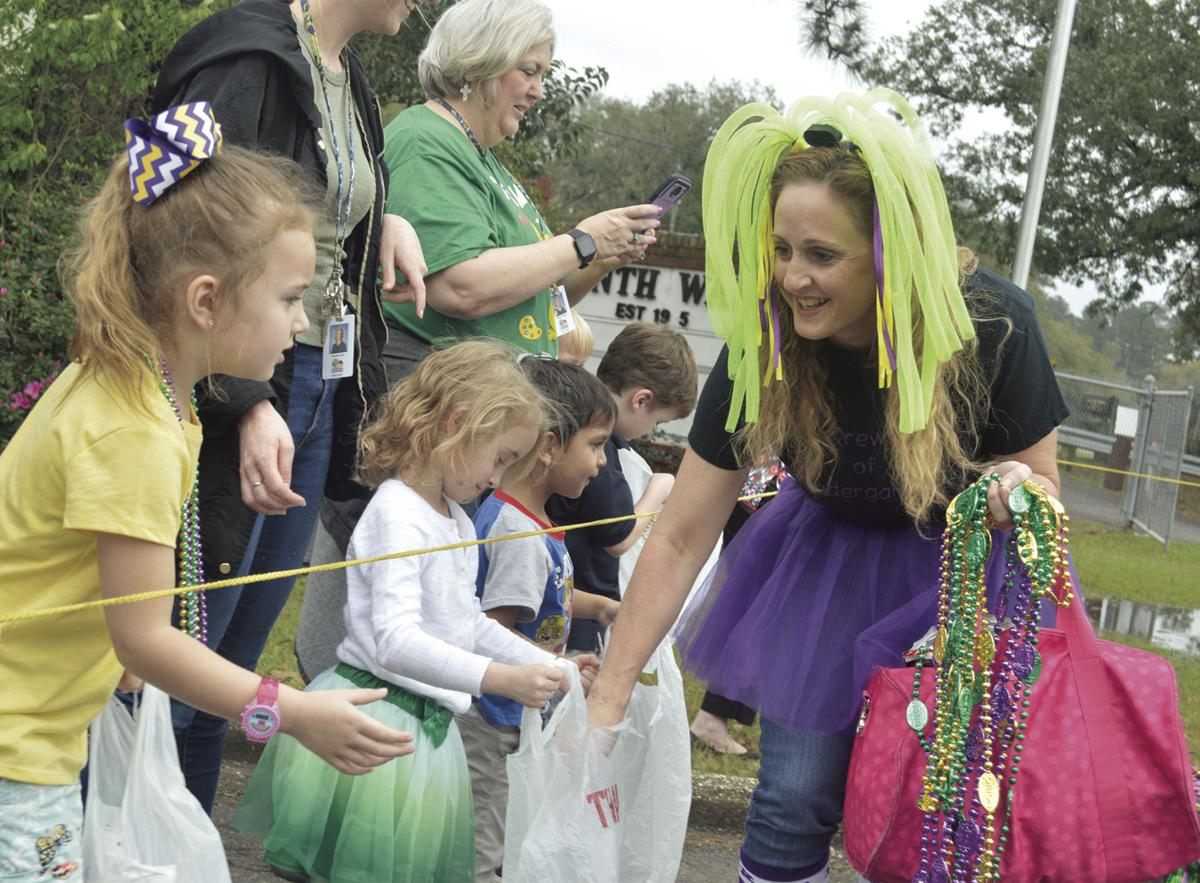 Seventh Ward Elementary Mardi Gras 2019