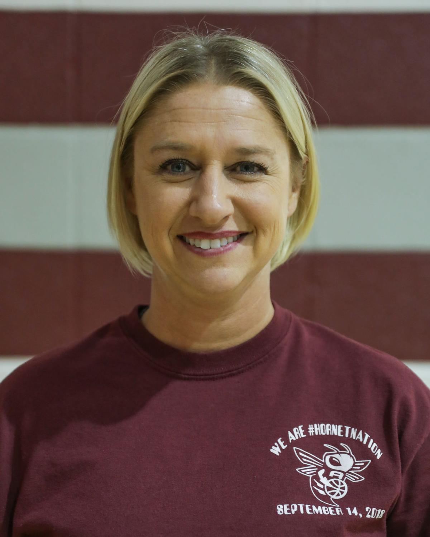Albany girls basketball Stacy Darouse