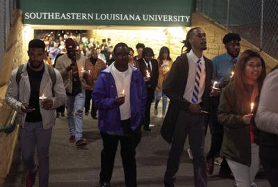 Southeastern Louisiana University celebrates MLK Day