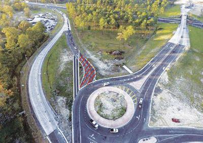 walker roundabout