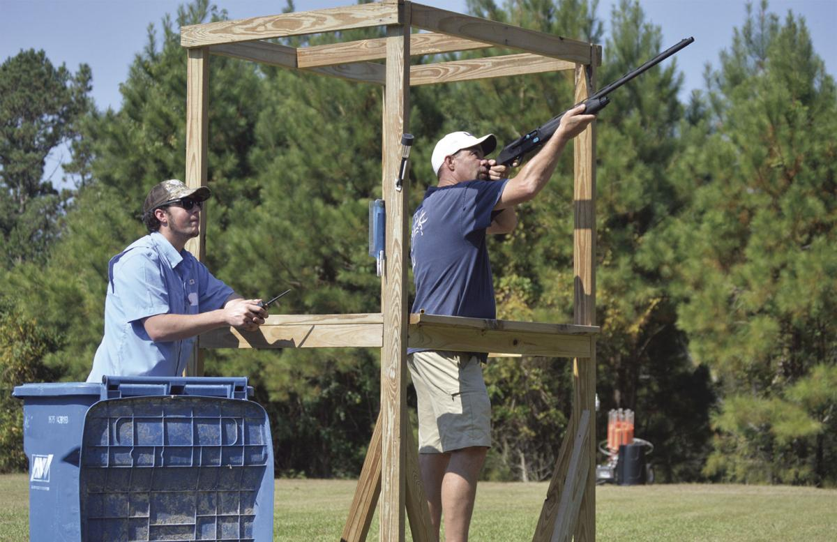 Pull It Shooters Come Out For Livingston Parish Republican Womens