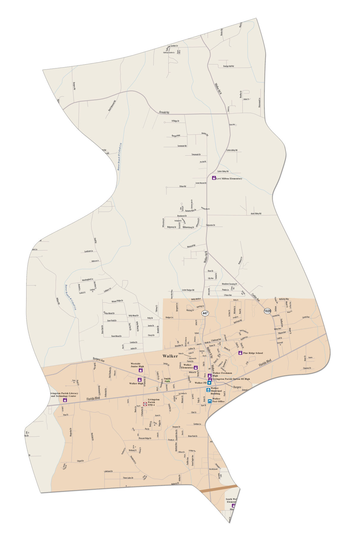 Parish Council District 7
