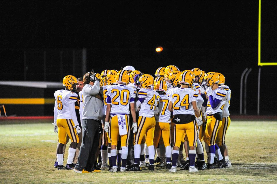 Denham Springs FB vs. Scotlandville: Bill Conides