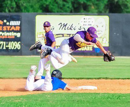 Denham Springs-Springfield baseball Reese Smith/Kyle Ridgedell