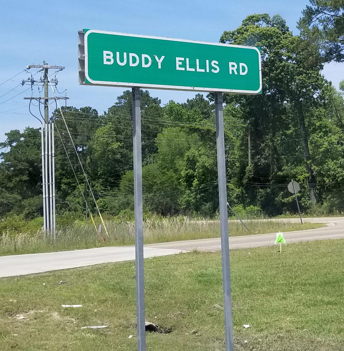 Buddy Ellis Road