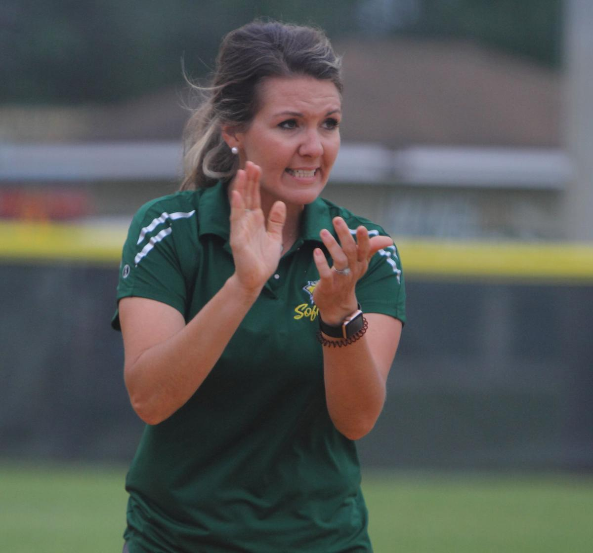 Walker-EA softball: Hali Westmoreland Fletcher