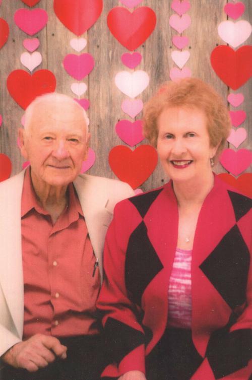 Mr. & Mrs. Pampell