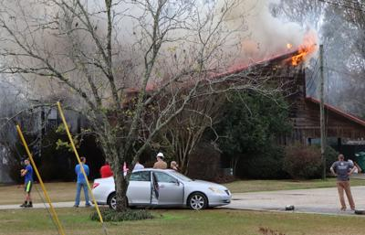 Watson Area House Fire