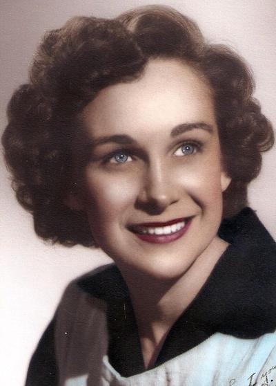 "Barbara ""Bobbie"" June Keen Spencer"