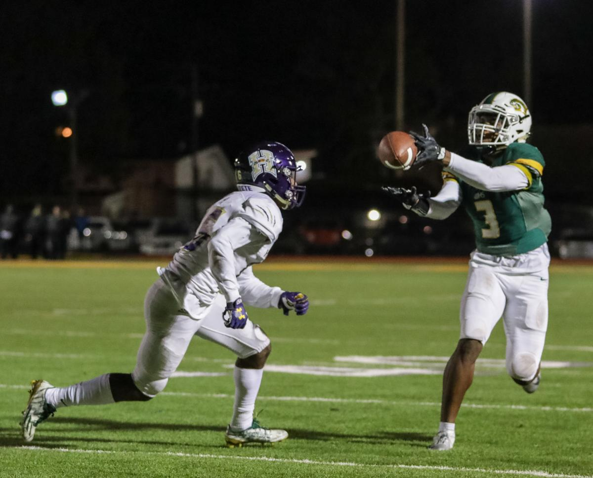 Hahnville at Walker football playoffs Jalen Cook Syre Lewis