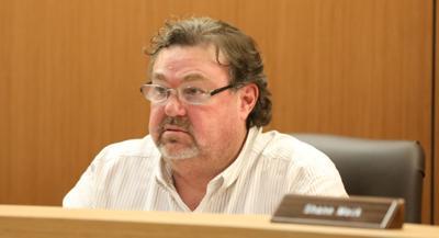 Parish Councilman Garry 'Frog' Talbert